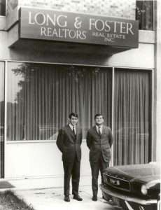 Long & Foster's first office