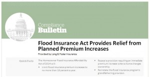Flood Insurance Act of 2014