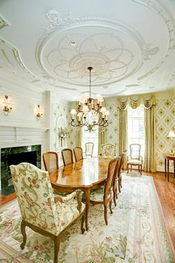 Riverview Manor Dining Room Photo