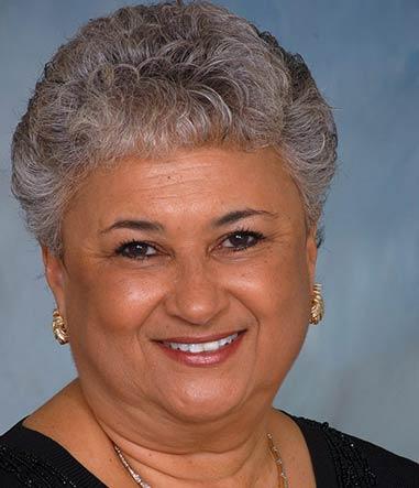 Roslyn Cousins portrait