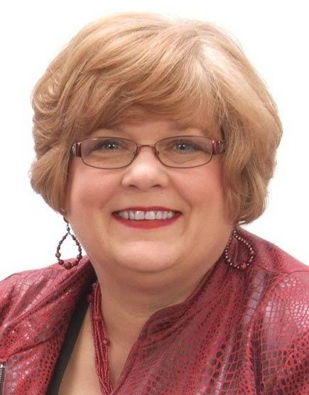 Susan Magee portrait