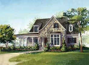 Southern Living Home Rendering