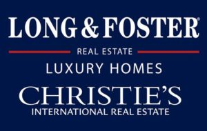 Long & Foster RE Luxury Homes Logo