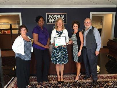Fonville Morisey Food Bank Sept 2014