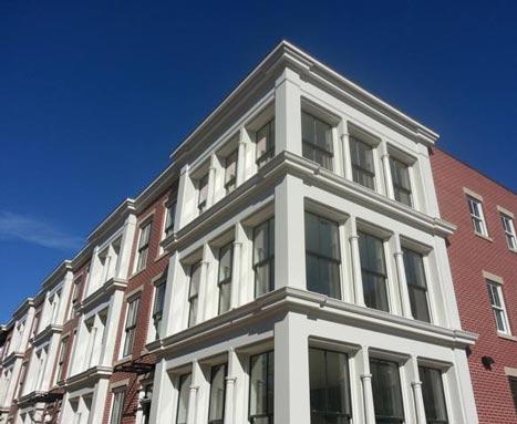 Cromley Row
