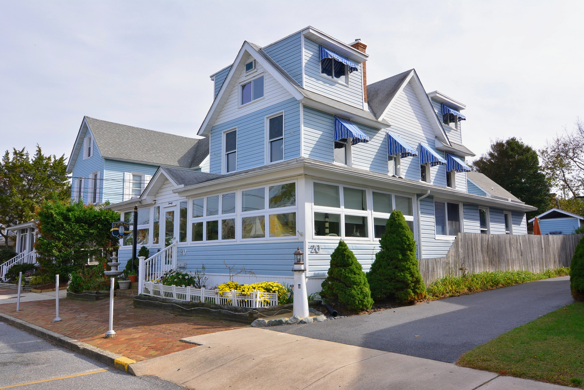 historic rehoboth beach house listed for sale by long foster