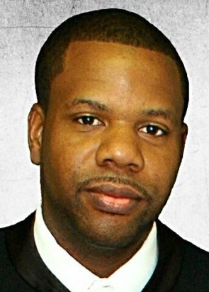 Derrick Bradford portrait