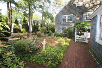 80 Oak Ave - Gardens Surrounding Home