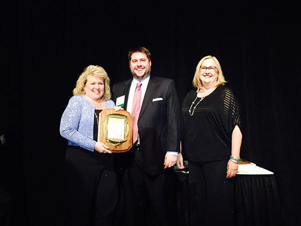 Kathleen Burchfield HRRA Award Winner