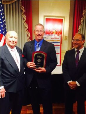 Bobby Perkins Legislative Award 2016