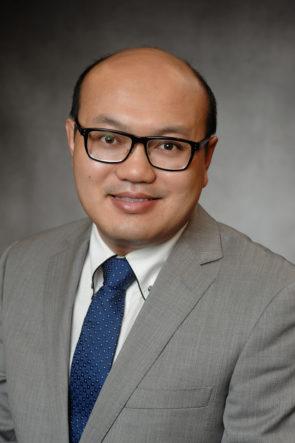Xiaodong Wang portrait