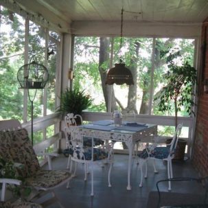 Montrose Farm - Screened Porch