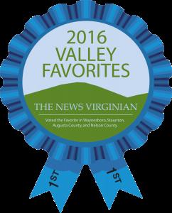 2016 Valley Favorites Ribbon image