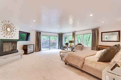 Windy Hill - Master Bedroom