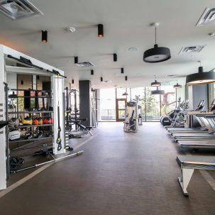 The Hepburn Fitness Center