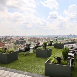 The Hepburn Rooftop Lounge