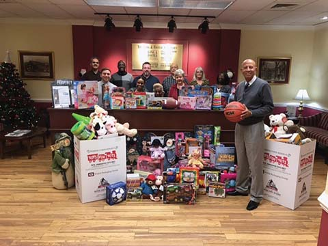 Burtonsville 2016 Toys for Tots