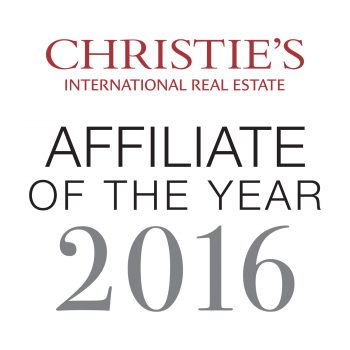 Christie's Affiliate of the Year Award