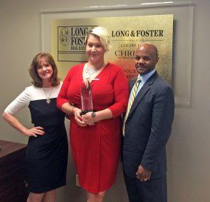 Nicole Canole ROY Award