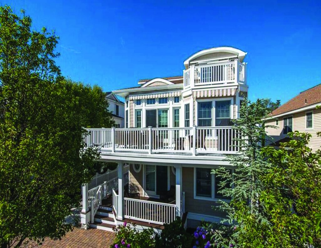 62 West 32nd Street, Avalon, NJ is offered at $2,850,000 by R.J. Soens of the Avalon Office
