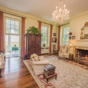 Clifton - Living Room