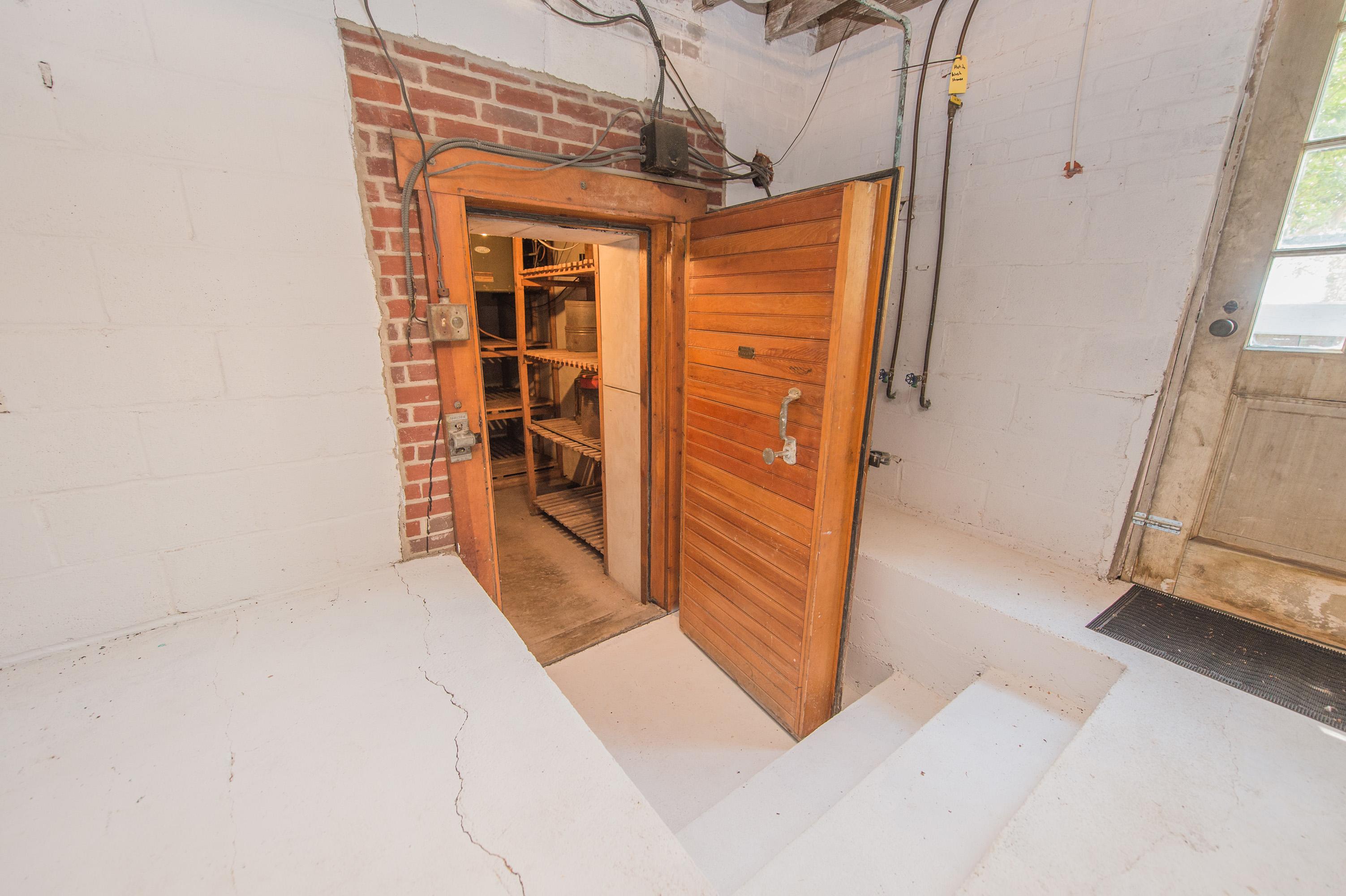 Clifton - Wine Cellar