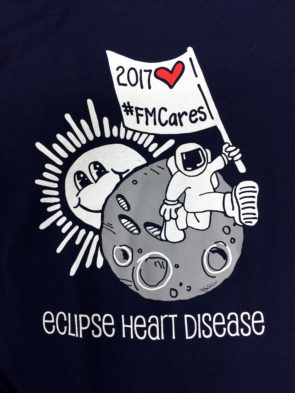 Heart Walk Shirt Winner 2017 image