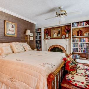 1579 Irving Road - Guest Room