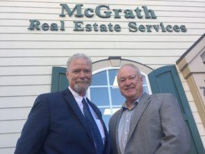 Jim McGrath and Tim McGrath