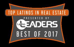 Top Latino Leaders in Real Estate logo