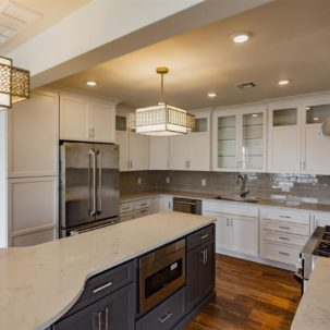 Longport Townhome Kitchen 2