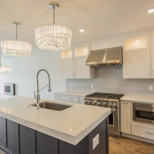 Longport Townhome Kitchen 4