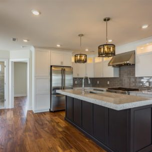 Longport Townhome Kitchen 6
