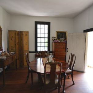 Summerset Dining Room and Parlor