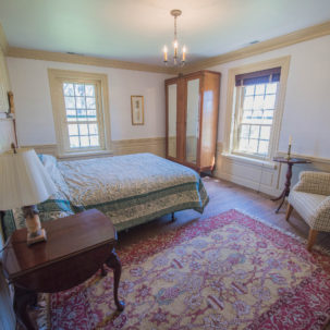 Kingston Hall Bedroom