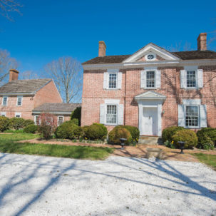 Kingston Hall, 7526 Old Westover Marion Road, Westover, MD