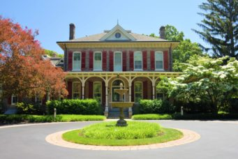 Grandeur Architecture - 276 Mount Pleasant Ave