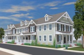 Herling - Ambler Townhome Rendering