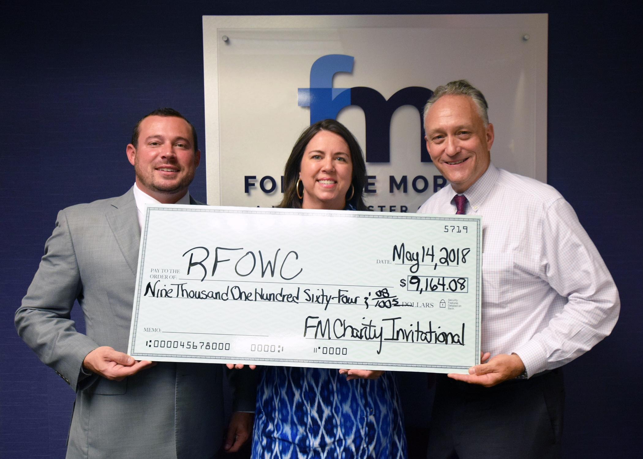 FM Lending Fundraiser for RFOWC