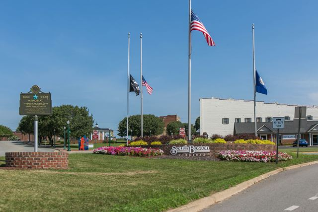 The tight-knit community of South Boston, Virginia, offers a thriving, historic downtown with shops, restaurants and entertainment. South Boston Speedway hosts races in NASCAR's regional series, attracting fans from everywhere. This charming small town is less than two hours from Richmond, Roanoke and Raleigh.