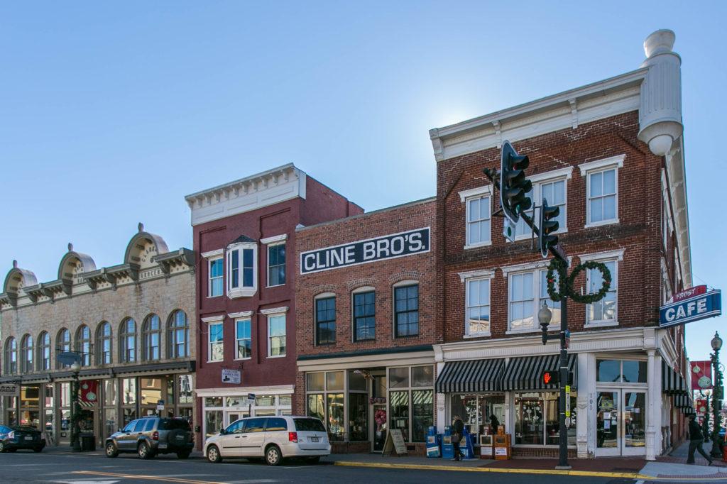 Cline Bro's and Cafe in Culpeper, VA