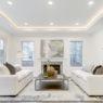 Living Room 4009 23rd Street Arlington