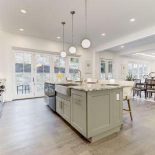 Kitchen 4 4009 23rd Street Arlington