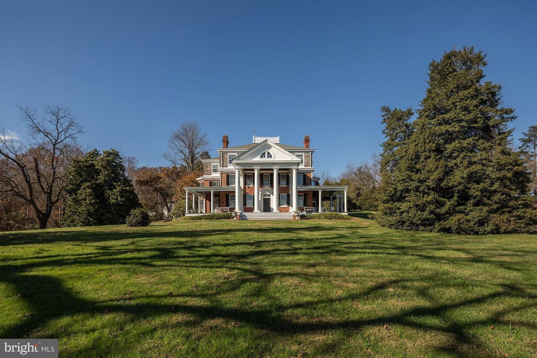Oakdale Estate in Woodbine, Maryland
