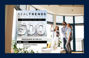 2019 REAL Trends 500 HomeServices of America
