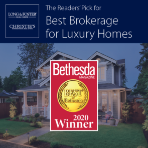 Best of Bethesda - Best Brokerage for Luxury Homes