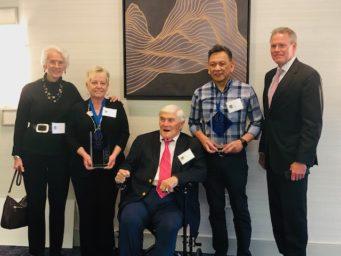 2019 Foster Family Award Winners