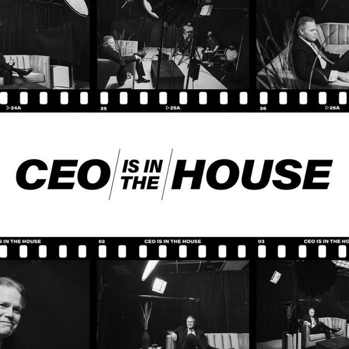 CEO is in the House