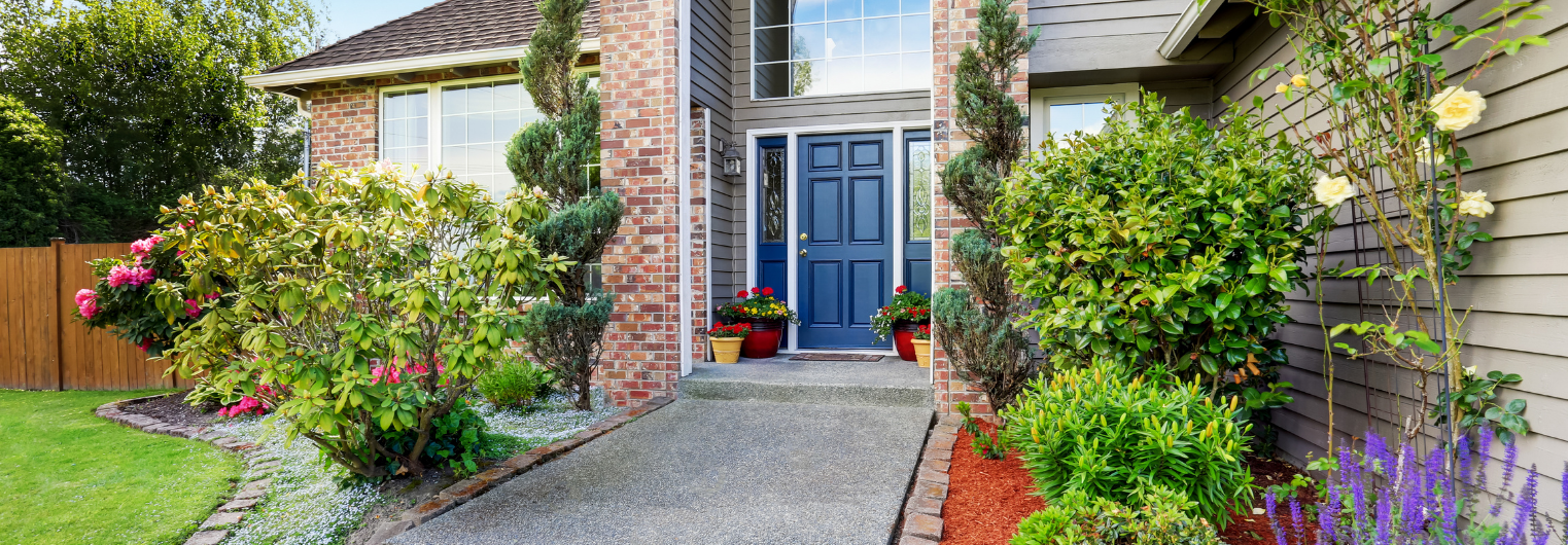 TEN EXTERIOR DESIGN PROJECTS TO IMPROVE YOUR HOME'S VALUE
